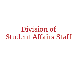 Division of Student Affairs Staff Member