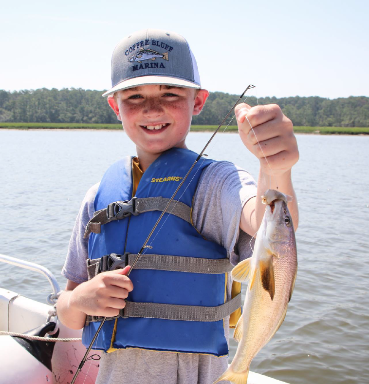Fishing 101 (ages 10 - Adult), June 15, 2019, 10 am-12 noon