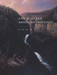 One Hundred American Paintings [Paperback]